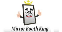 Mirror Booth King UK